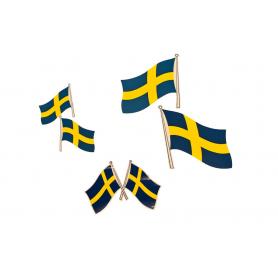 Dekalflaggor