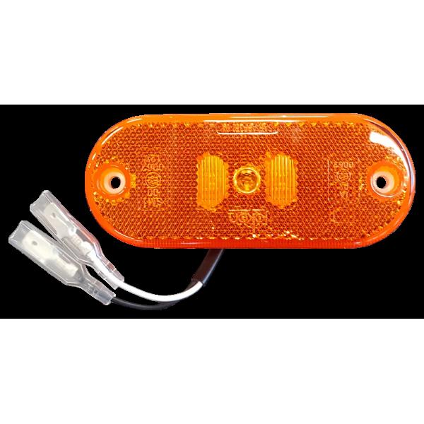 Sidomarkeringsljus LED 12v