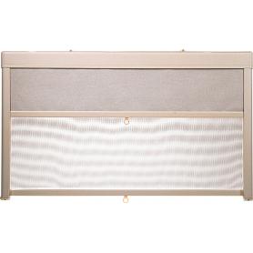 Mygg- och mörkläggningsfönster - 130cm