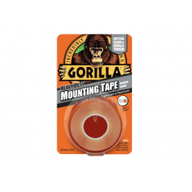 Gorilla Mounting Tape 1,5m