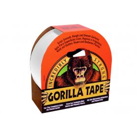 Gorilla White Tape 27m