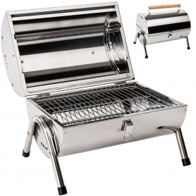 Cylinder Grill