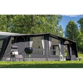 royal 350 de luxe dorema husvagnstält förtält sommartält tält