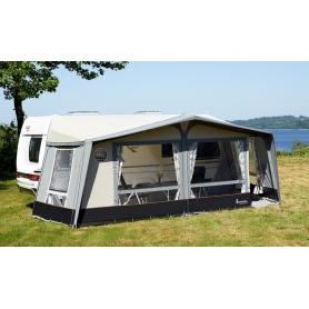 Förtält Sommartält ett måste för högsta camping komfort