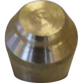 Ändplugg 8 mm  2-pack