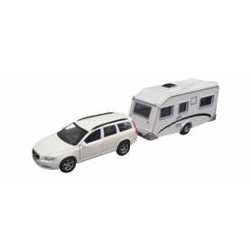 Volvo & Husvagn