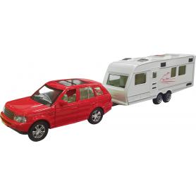 Bil & boogie husvagn