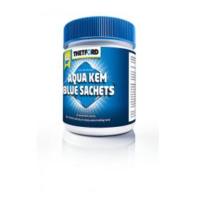 Aqua Kem toapåsar -Blue Sachets