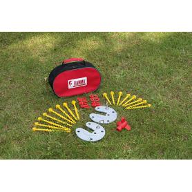 Kit awning pegs