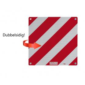 Varningsskylt (Dubbelsidig)