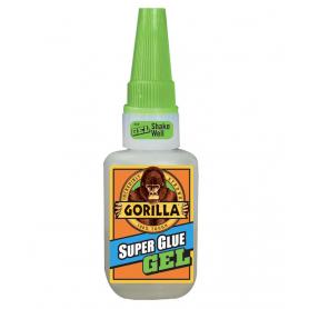 Gorilla super glue 15g GEL