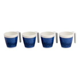 Mugg set Azure 4-pack