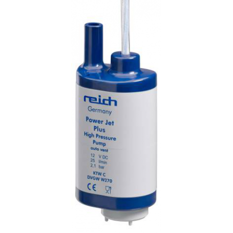Dränkbar pump Reich 25 liter/min
