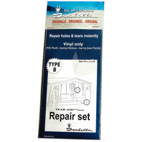 Reparationsset PVC/Vinyl