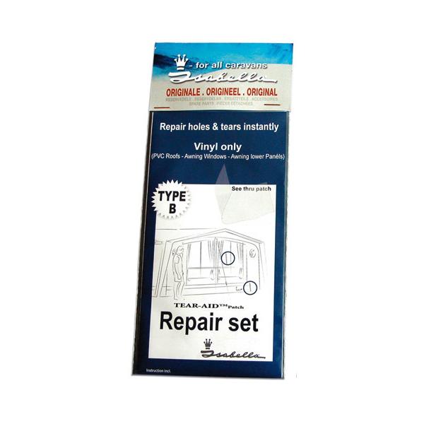 Reparationsset PVC/Vinyl