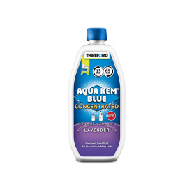 Aqua kem blue 780ml - Lavendel
