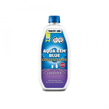 Aqua kem blue 780ml - Lavendel