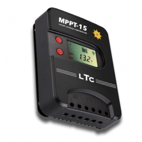 Regulator MPPT 15ah (display) 190w