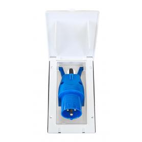 El-intag 230V 100x160mm