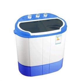 Mestic portabel tvättmaskin med centrifug