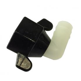 Vinkelkoppling Shurfloo 10mm