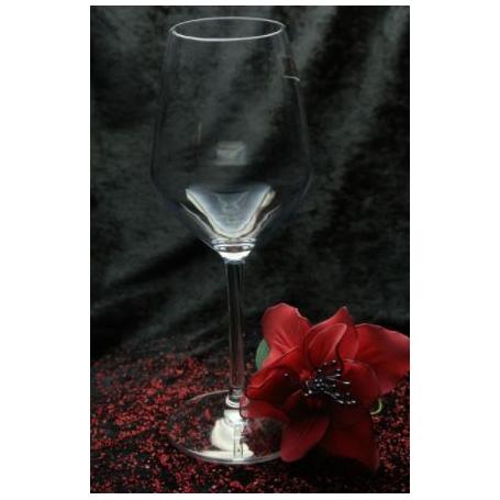 Rödvinsglas