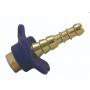 Cadac slangkoppling med vred 8-12mm