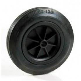 Massivt gummihjul