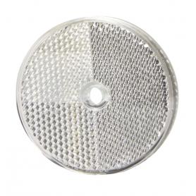 Reflex rund vit Diameter 68mm